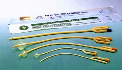 foley catheter -1