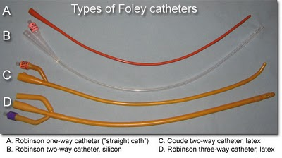 types-of-foley-catheters