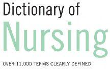 Dictionary of Nursing 1