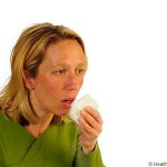 Step 6 : Cough After you've taken the recommended number of breaths, try to cough a few times. This will help loosen any mucus that has built up in your lungs. It will make it easier for you to breathe. If you just had surgery on your belly or chest, hold a pillow over your incision when you cough. This will support your belly or chest and reduce your pain. Repeat steps 1 through 6 as many times a day as your doctor tells you to.