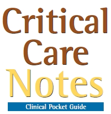Critical Care Notes 1